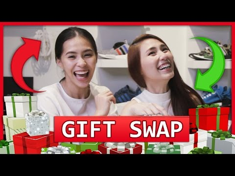 Best Friend Gift Swap (Dubai vs Malaysia) w/ Kay | Alicia Tan