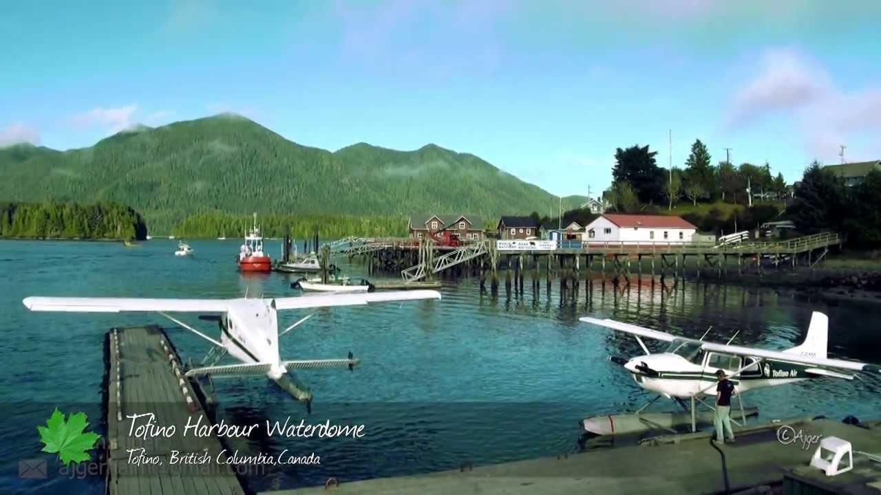 Tofino Vancouver Island British Columbia Canada YouTube