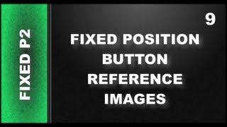Web Design Tutorials for Xara Web Designer 9 Premium Lesson 123: Fixed Position Button Part 2