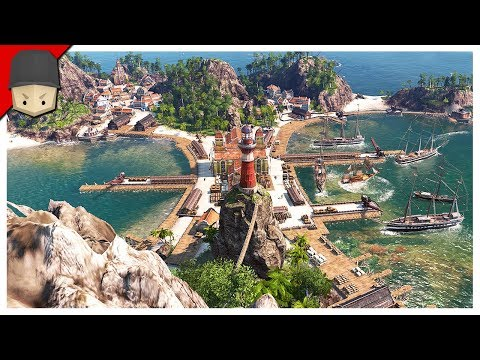 ANNO 1800 - Ep.07 : BACK IN PARADISE!