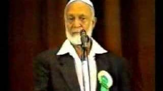 Judaism,Christianity or Islam by Sheikh Ahmed Deedat (3/12)