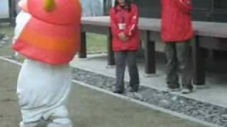 2008年11月12日 滋賀県彦根市にて.