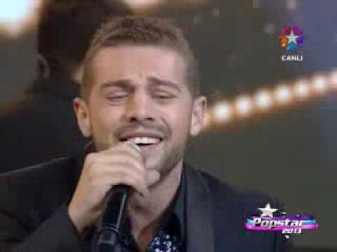 UNUT GÖZLERİM İsmail Popstar 2013 Final 1 incisi