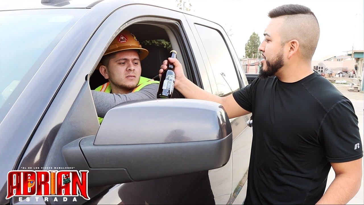 El Amigo Que Siempre Quiere Pistear Parte 2 ft @Adrian Estrada @El Guache Cochino De TC