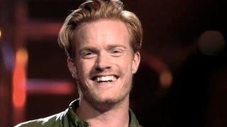 Excellent performance  David Dam -  Blind Audition The Voice