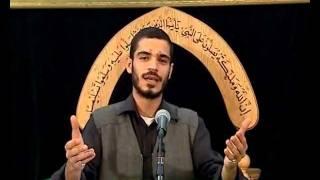 شاعر أهل البيت محمد الحرزي ، قصييدة \
