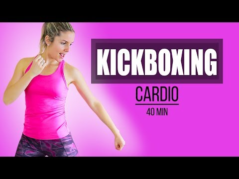 KICK BOXING – 40 MINUTOS 🥊