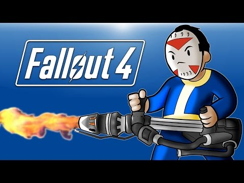 Delirious plays Fallout 4! Ep. 15 (Inside Kellogg's Mind!) T