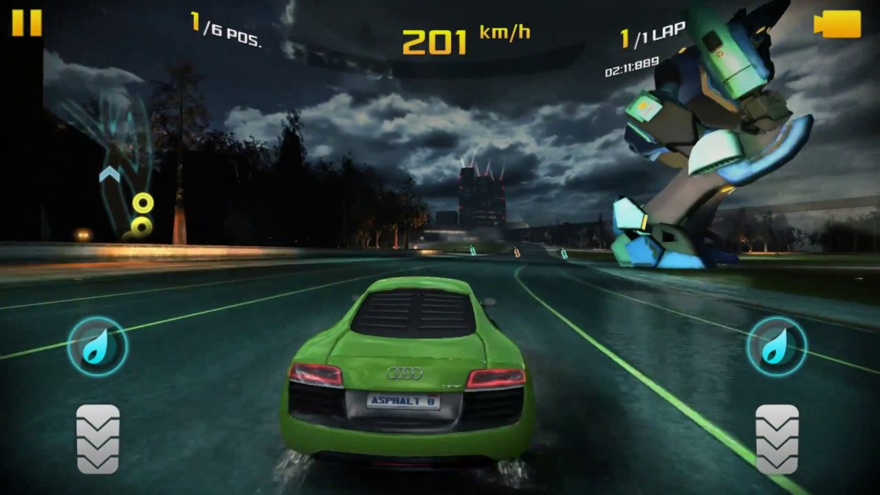Jeux video voitures youtube - Image voiture de course ...