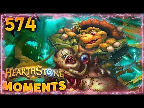 What's In The Rotten Box?? | Hearthstone Daily Moments Ep. 574