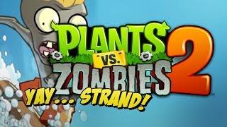 #10 ★ YAY SUPER WELLEN KOTZE! | Plants vs. Zombies 2 | ENDLOS ZONE