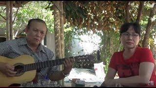 Nhac Bolero Guitar #71  Găp Gỡ Giao Lưu  Với Các Bạn Phương Xa. Phần 1