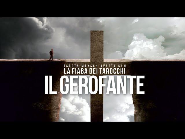 5 | LA FIABA DEI TAROCCHI: IL GEROFANTE  il Papa