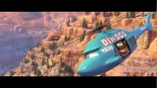 Life is a Highway Cars & Cars 2 Pixar Tribute