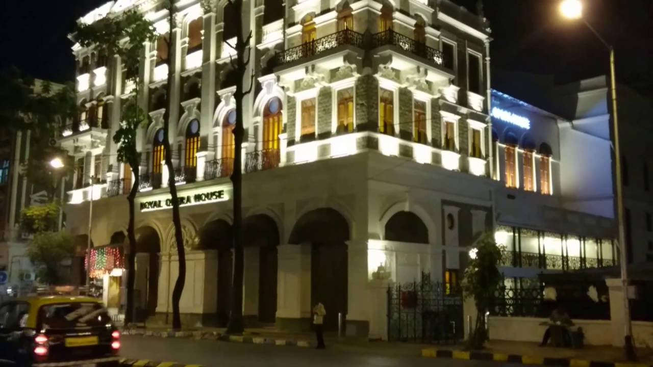 Renovated royal opera house in mumbai youtube for How to get your house renovated for free