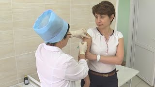вакцинация медиков