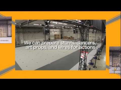 One of Asia's Largest Motion Capture Studio