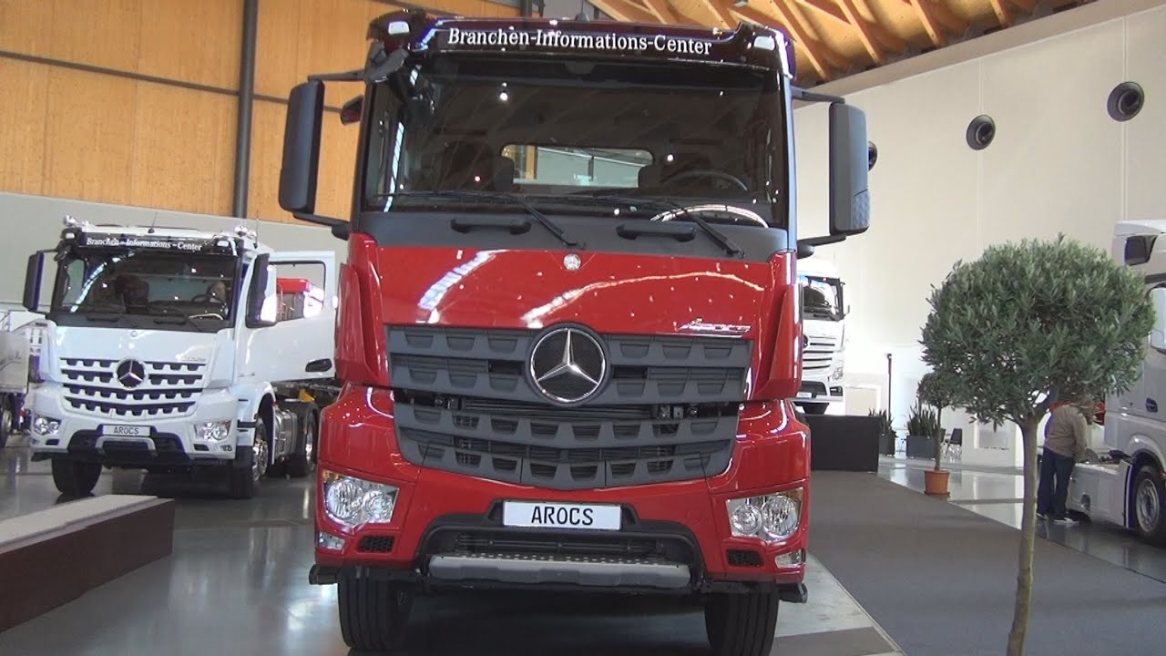 debuts with price photos on truck images loading autonomous highway future the benz concept road driving mercedes system