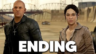 FAST AND FURIOUS CROSSROADS ENDING Gameplay Walkthrough Part 7