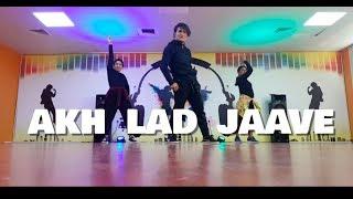 Akh Lad Jaave | Loveyatri | Aayush Sharma | Dance Choreography | Victory Dance UAE