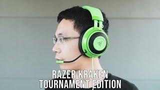 Razer Kraken Tournament Edition Review | THX Virtual Surround Sound
