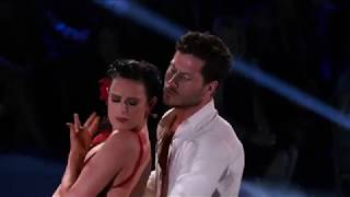 Rumer Willis & Val Chmerkovskiy   ALL DANCES   DWTS 20