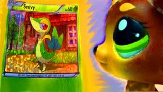 "Littlest Pet Shop: Kandy TV Episode #11 ""My Life Was Saved by a Pokémon Card!?"""