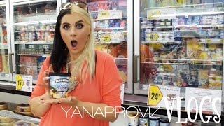 פיצה לזניה גלידה ואיפור