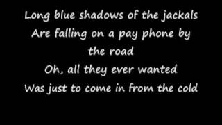 Come in from the cold by Joni Mitchell with lyrics + picture