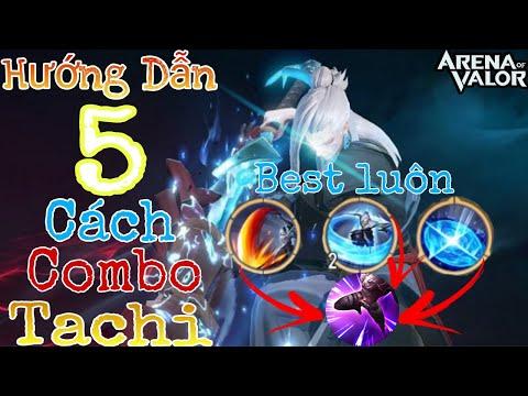 Hướng Dẫn Chi Tiết 5 Cách Combo Tachi Từ Cơ Bản Đến Nâng Cao, Đơn Giản, Dễ Hiểu-TOP.1 Tachi-LiênQuân