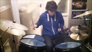 MONKEY BARS - JURASSIC 5 Drum Cover