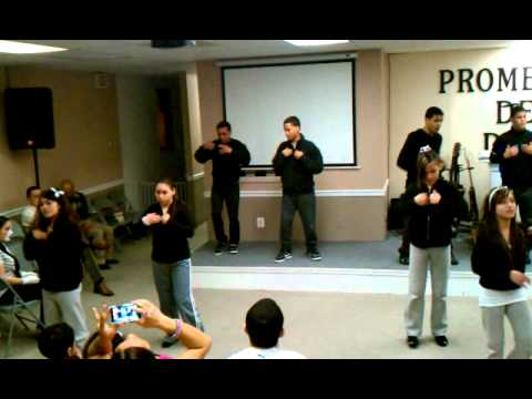 """Hoy"" Funky,♥ Jovenes VIP Iglesia Promesas De Dios."