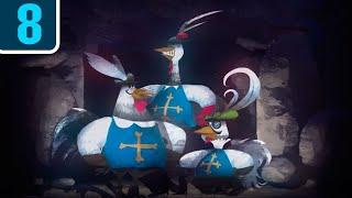 Волшебный фонарь - Юный Д'Артаньян и три мушкетера - мультики диафильмы детям - Серия 8