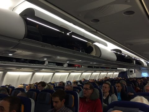Lufthansa Airbus A330-300 Economy Class Review