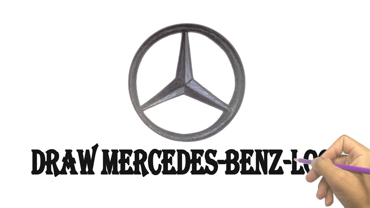 How To Draw Mercedes Benz Logo Looking For Mercedes Benz Logo