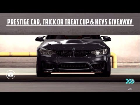 CSR Racing 2 | M4 GTS Drop rate, Trick or Treat Cup & 2000 Subs KEYs GIVEAWAY