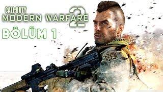 5 YIL SONRA ! | Call Of Duty Modern Warfare 2 Türkçe Bölüm 1