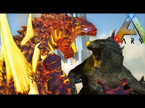 NEW GODZILLA?! BREEDING, EGGS, ALPHA ZILLA PREVIEW & NEW SERIES! - Ark Survival Evolved