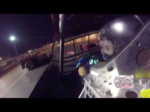 Rodney Martin 525 In-Car Dixie Speedway 6/3/17!