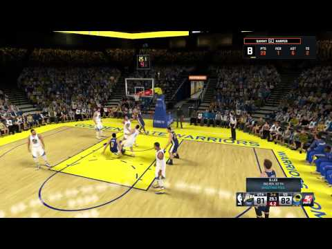 Nba 2k15 Pc Game My Career (In Starting LineUp) Part-3