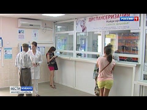 На Кубани проверят поликлиники с плохими отзывами пациентов
