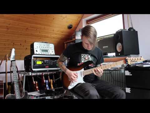 Glasperlenspiel - Wie ich nicht sein will - Guitar Solo - Nico Schliemann