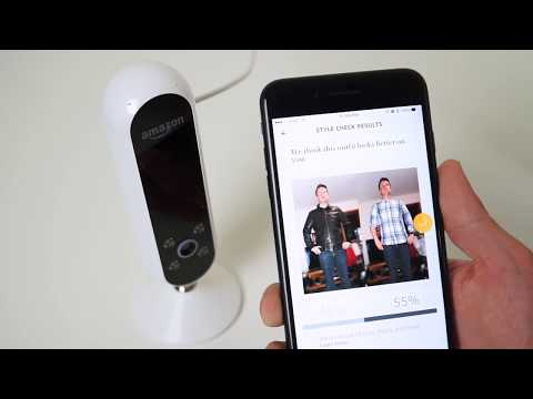 Amazon Echo Look: Unboxing and First Impressions!