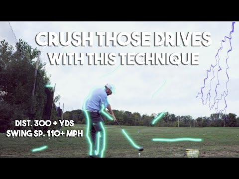 HIT LONG DRIVES CONSISTENTLY - THE GOLF JOURNAL