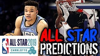 Kevin Knox & Dennis Smith Jr REPRESENT The Knicks During NBA All Star Weekend!
