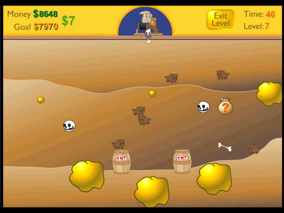 Goldminen Spiele
