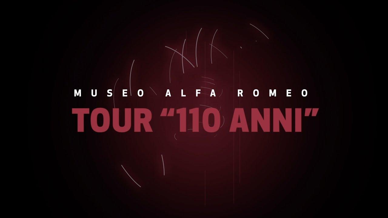 Tour 110 Anni | Museo Storico Alfa Romeo
