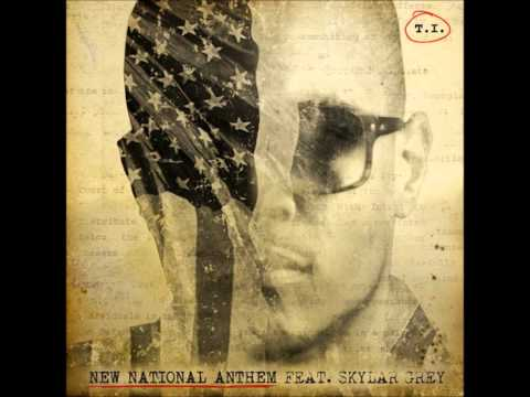 T I   New National Anthem