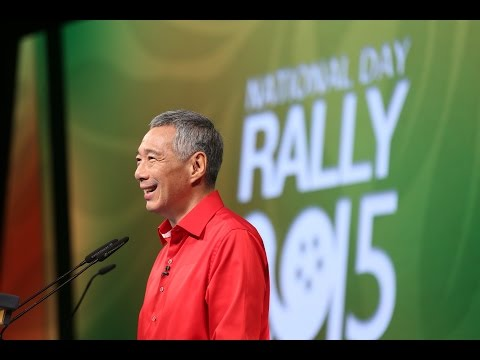 National Day Rally 2015 English Speech