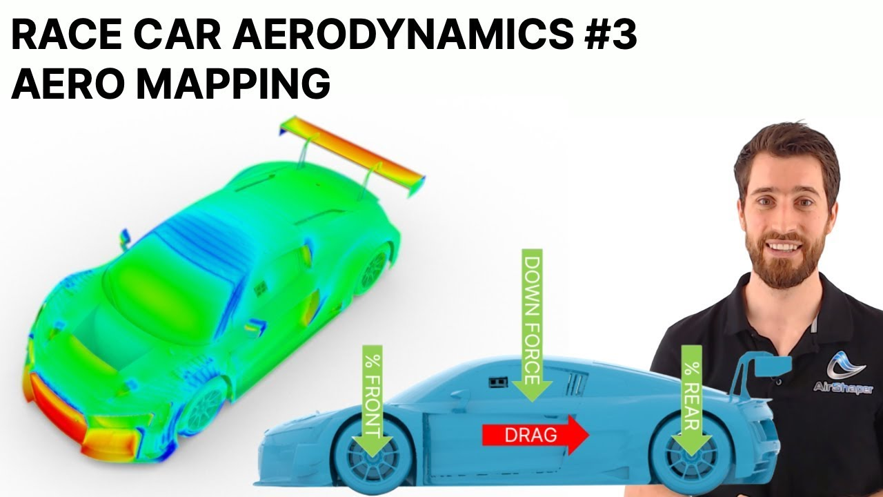 Race car aerodynamics #3 - Aero mapping